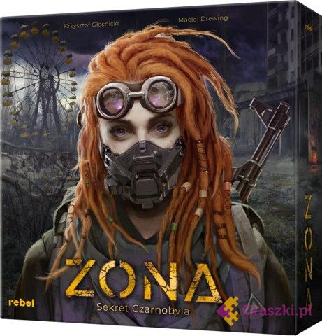 Zona: The Secret of Chernobyl (2019) // darmowa dostawa od 249.99 zł // wysyłka do 24 godzin! // odbiór osobisty w Opolu